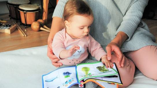How to Enhance Language Development in Babies