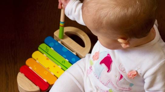 Development Stages of Motor Skills in an Infant's Life