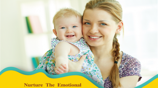 Help Your Child Recognize and Express Its Emotions