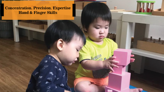 Hand And Finger Skills In Your Toddler: A Preschool Development Milestone