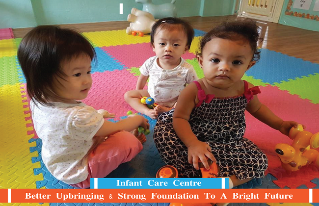 Camelot Infant & Toddler Care Centre, A Preferred Choice for Your Child's Early Years' Care and Education!